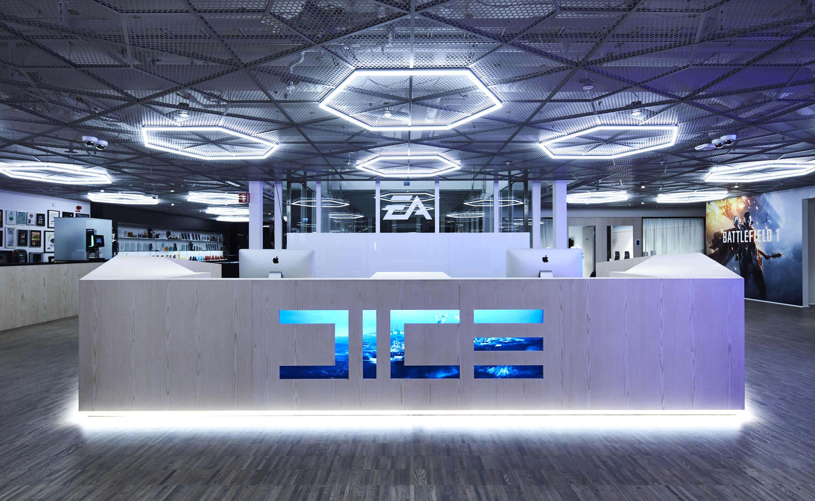 Dice Hq Ea Games Studio Stockholm